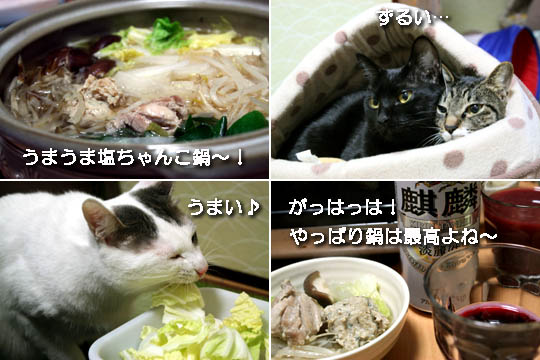 うまうま鍋パーティー9