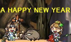 2007 A Happy New Year!!