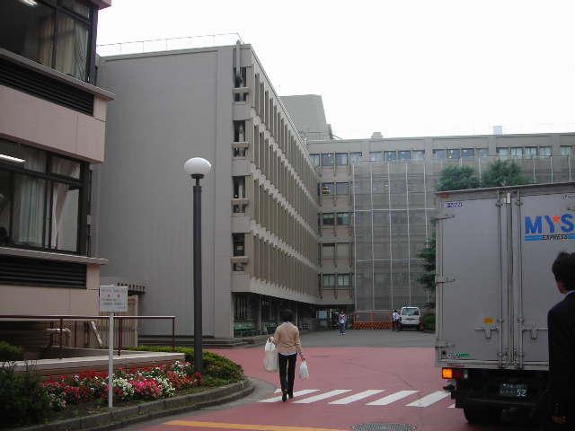 キャンパス 後楽園 中央 大学