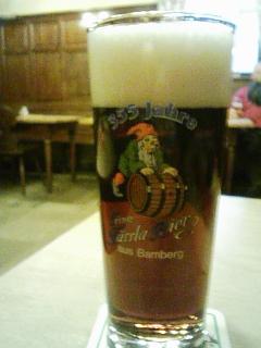 バンベルクfasslaグラス