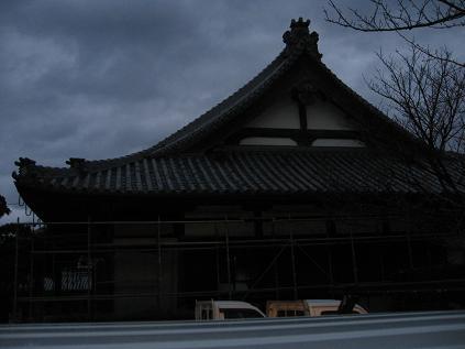 印南・お寺改築18