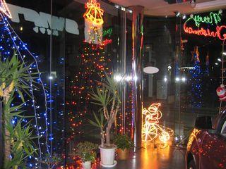 クリスマスショールームブログ
