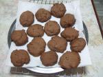 これは焦げたクッキーではない!ココアチョコチップクッキーだ!