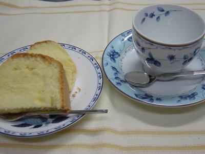 ホームベーカリdeケーキ