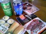 日曜の昼飯