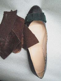 ribbon shoes 1.5