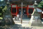 称名寺正門