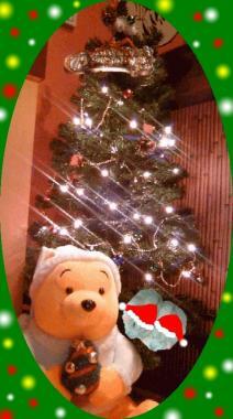 加工クリスマスツリー12.25+1
