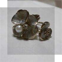 お花の指輪image