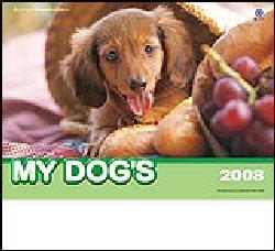 MY DOGS 表紙