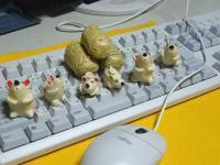 マウスも参加