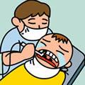歯痛イメージ