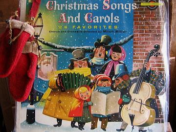 クリスマスレコード-A