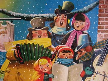 クリスマスレコード-B