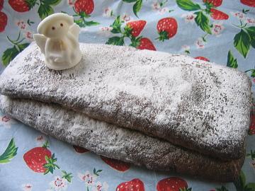 クリスマスのパン-A