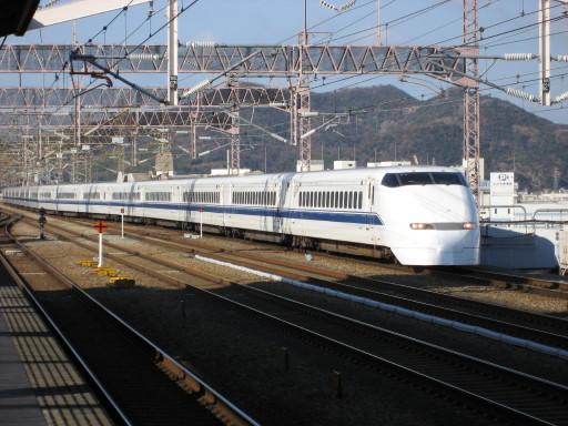 姫路入線、300系