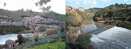 中世に造られた橋