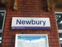 ニューベリー駅