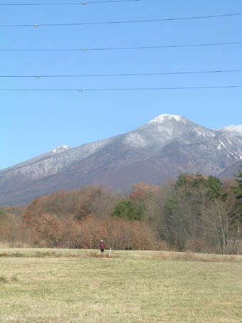 冬山八ケ岳