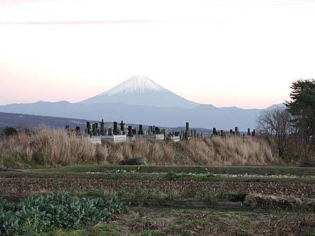 冬山富士2