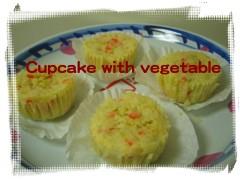 ●●手作りカップケーキ1