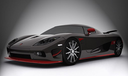 Koenigsegg Limited Edition071218