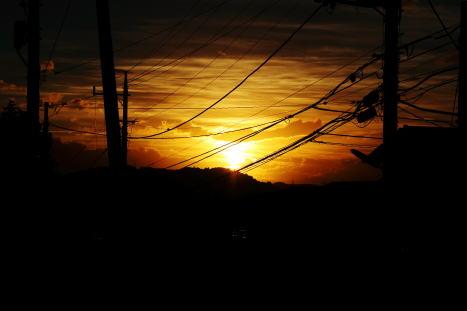 夕陽0916-1