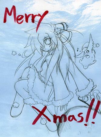 クリスマス【落書き】