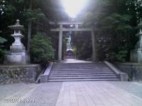弥彦神社再び