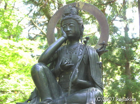 湯沢観音公園-一番目の観音様