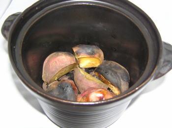セラミック土鍋焼き芋-00