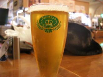 頼んだドイツビール