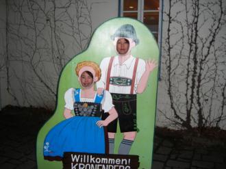 歩とドイツ