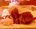 KFC 粗挽き黒胡椒チキン