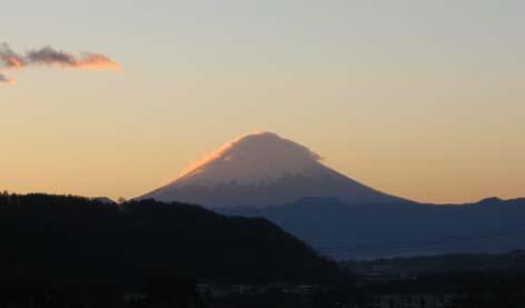 H200101 富士山