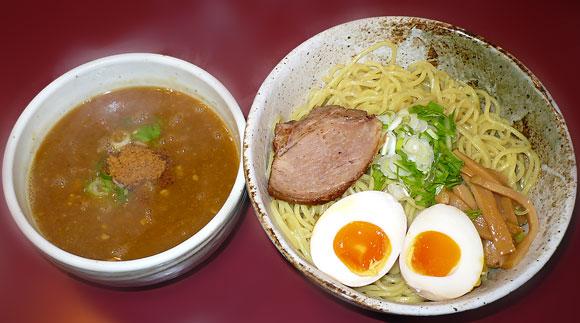 カレーつけ麺(2玉)