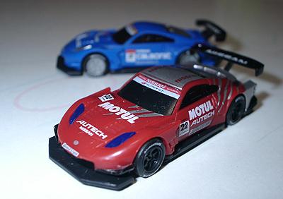 【GT500】MOTUL AUTECH & CALSONIC
