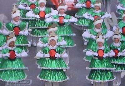 サンクス・ギヴィング・パレード【いよいよクリスマスムード】