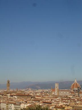 フィレンツェの街並み1