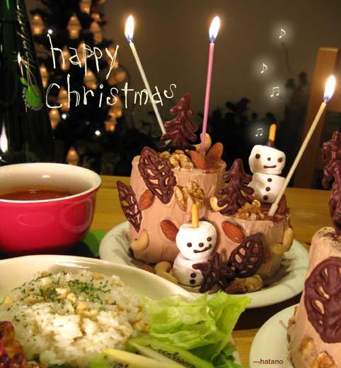 07クリスマスケーキ1