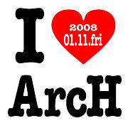 I Love ArcH@ArcH