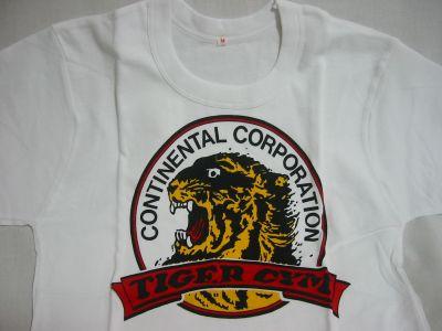 タイガージムのTシャツ