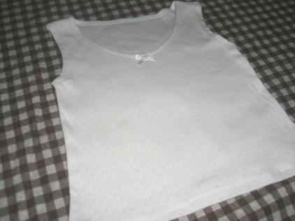 リメイク/ノースリーブシャツ