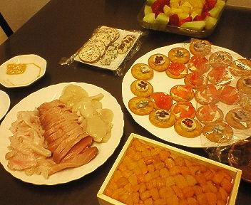 クリスマスディナー2