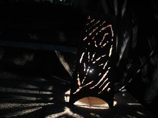 神楽坂の灯り