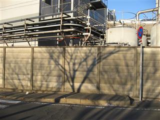影と壁とパイプライン