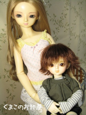 珠姫&木綿太