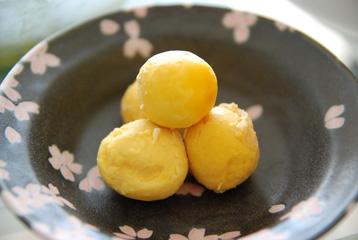 黄身の味噌漬け