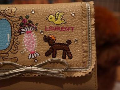 オリジナルのお財布