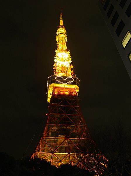 2007東京タワー